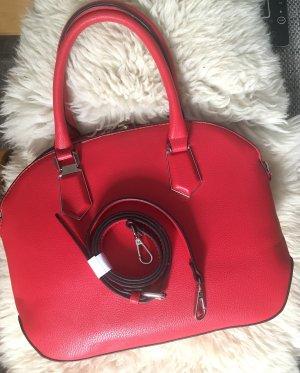Orsay Shopper brick red-black