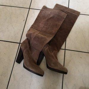 Elegante hohe Stiefel neu