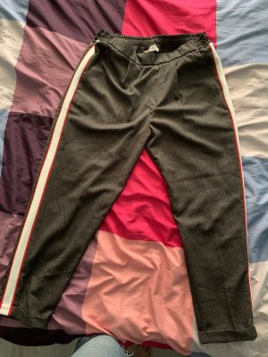 Pull & Bear Pantalone di lino multicolore