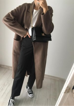Massimo Dutti Pantalone di lana nero