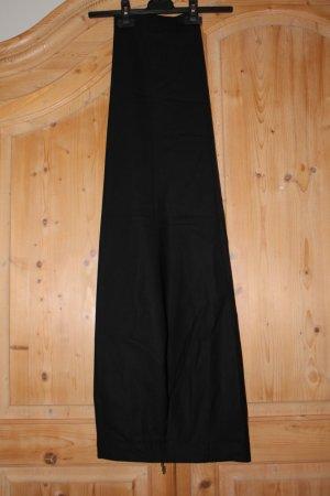 Elegante Hose aus Schurwolle, schwarz, 44, von Elegance Paris