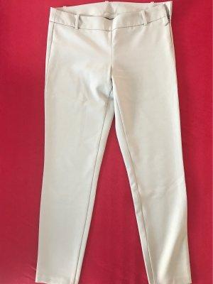 Benetton Spodnie materiałowe jasnobeżowy