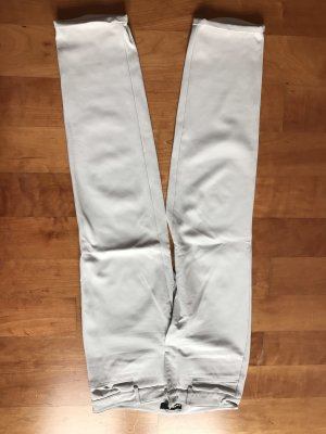 Cambio Pantalon chinos blanc cassé