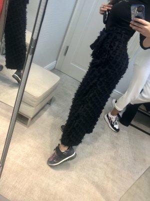 H&M Premium Marlene Dietrich broek zwart