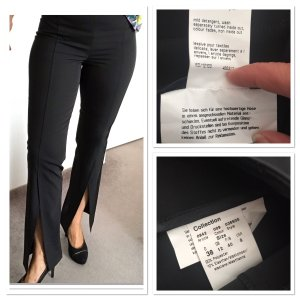 Cambio High Waist Trousers black