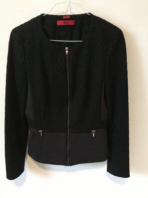 Elegante Hugo Boss Blazerjacke in schwarz - nur 2 mal getragen