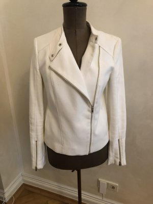 Anne L. Short Jacket natural white