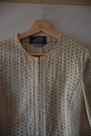 elegante Jacke creme - Gianni Versace
