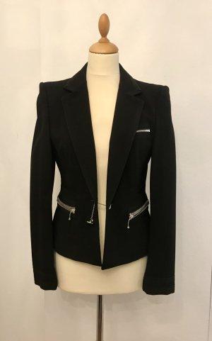 Elegante Jacke in schwarz von STRENESSE Gabriele Strehle, Gr.38