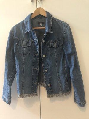 Elegante Jeans Jacke
