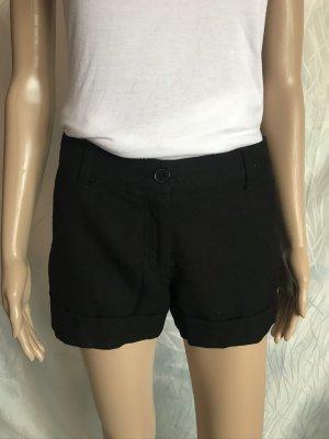 Elegante kurze Stoff-Shorts