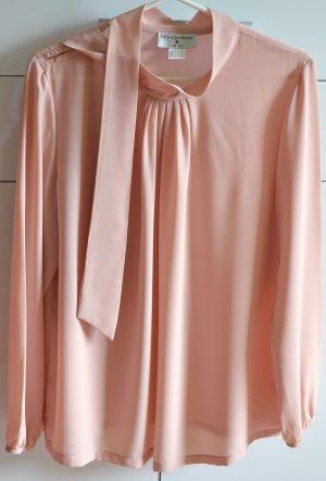 rick cardona Blouse avec noeuds rose chair polyester