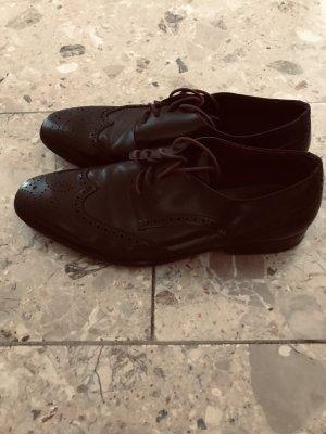 Elegante Leder Designer Schuhe
