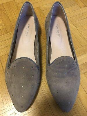 Elegante Leder Slipper von Betty Barclay