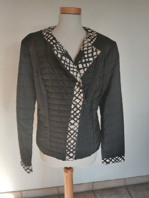Creation L. Quilted Jacket black-cream