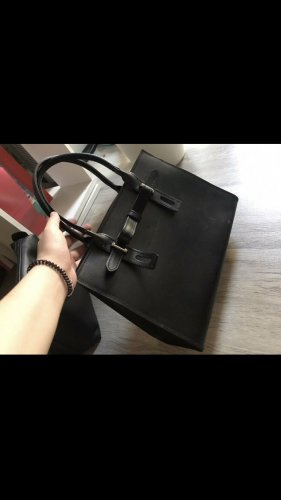 elegante Minibag mit Leder Schleife von JEAN-LOUIS SCHERRER
