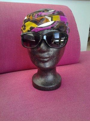 Elegante, modische Sonnenbrille/ schwarz