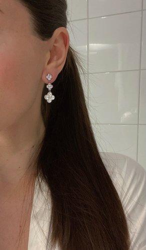 Amazing jewerly Boucles d'oreilles en argent argenté-doré