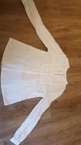 elegante Pünktchen Bluse von ZARA in der Größe 164
