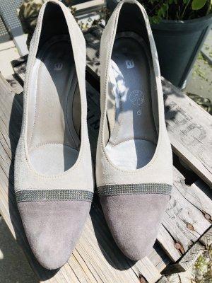 ara Loafers light grey-grey lilac