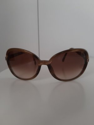 Rodenstock Butterfly Glasses gold-colored-light brown