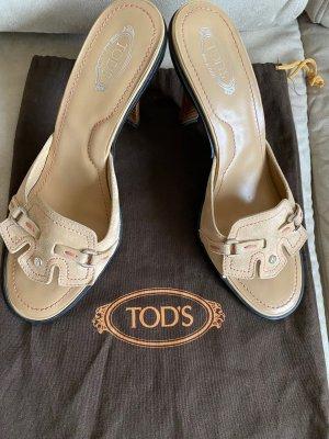 Elegante Sandale des Luxuslabels #Tods Gr. 38 NEU