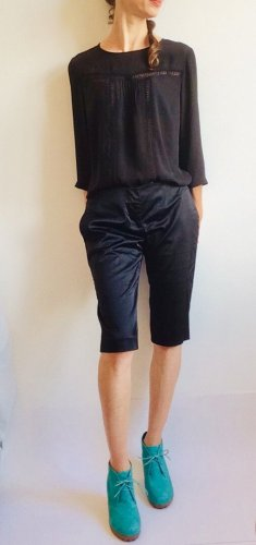 Belstaff Shorts nero