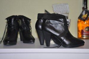 Elegante Schnür Schuhe