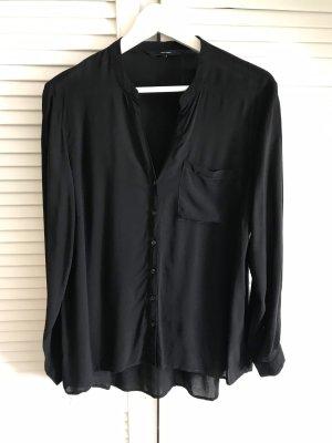 Vero Moda Shirt met lange mouwen zwart