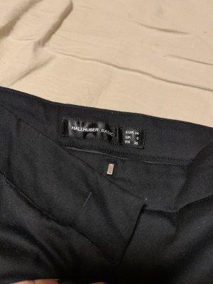 Elegante schwarze Hose