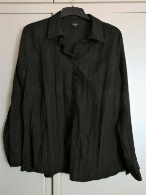 Bexley's Woman Camicetta a maniche lunghe nero Poliestere