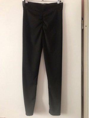 Elegante schwarze Legging