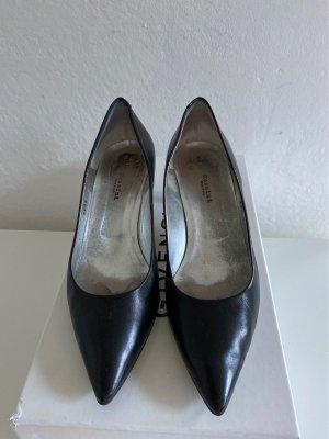 Elegante schwarze Schuhe von Rossini Gr.39