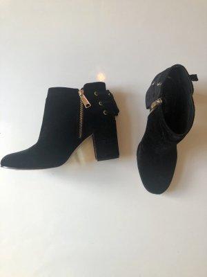 Elegante Stiefeletten in schwarz von Rachel Zoe