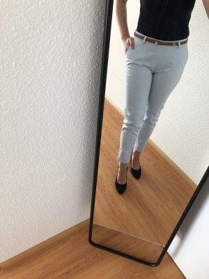 Elegante Stoffhose in Hellblau von Esprit