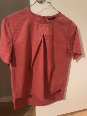 Elegante Strenesse Bluse - Pink / Lachsfarben