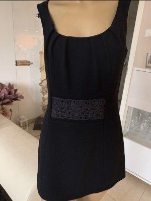 Elegante Tunika .. Minikleid .. Bluse .. schwarz .. Gr. 36/38 # Nicowa # Neu