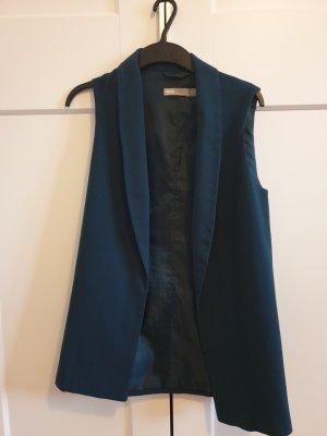Asos Gilet de costume bleu pétrole