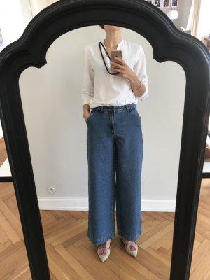 Elegante Wide Leg Jeans
