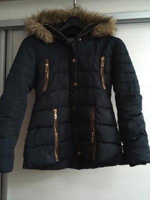 elegante Winterjacke, Gr. M