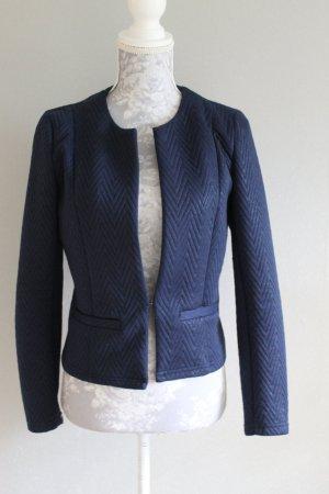 Eleganter blauer Blazer