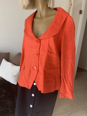 Ashley Brooke Short Blazer red