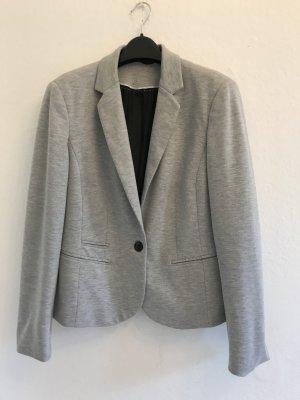 Jersey Blazer light grey