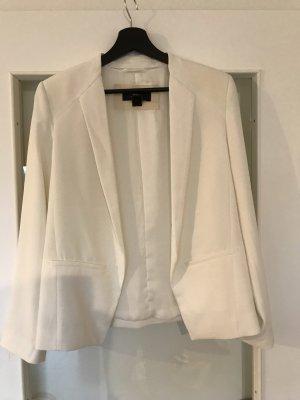 Eleganter Blazer in weiß