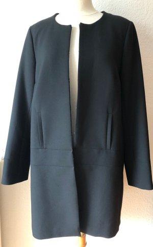 1.2.3. UN DEUX TROIS Paris Lange blazer zwart Polyester