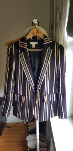 H&M Blazer en jersey multicolore