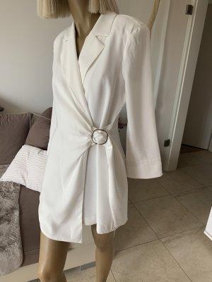 Eleganter Blazer-Overall..V-Neck..weiß Gr. M #Zara# blogger ..Neu