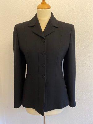 Emporio Armani Jersey Blazer negro