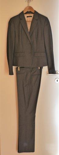 Eleganter Business Anzug Esprit hellgrau gestreift wenig getragen
