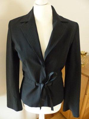 Comma Tailleur-pantalon noir
